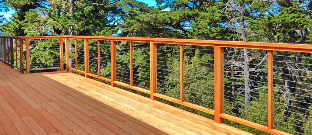 Feeney Cable Deck Railing