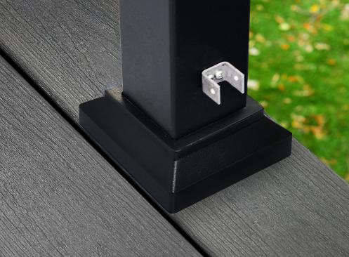 Metal Deck Railing sc