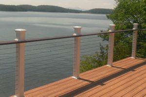 Atlantis Cable Railing South Carolina