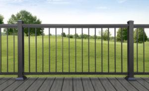 Aluminum Deck Railing SC