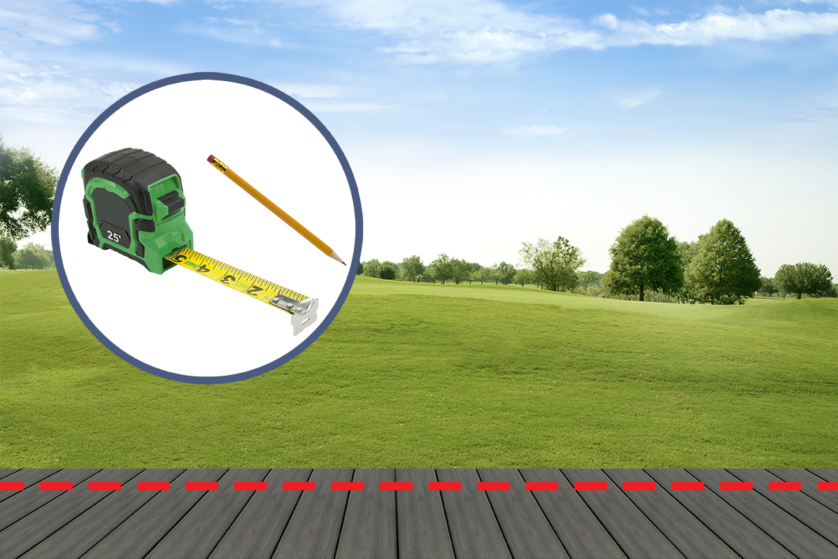 Beautigul Golf green grass sport field in Houston Texas