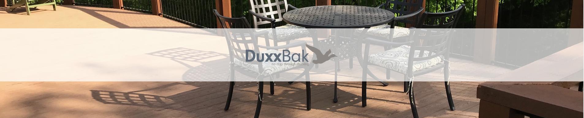 DuxxBak Composite Decking System