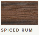 Spiced Rum Composite Deck