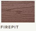 Firepit Composite Deck