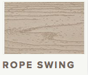 Rope Swing Gold Composite Deck