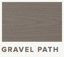 Gravel Path Composite Deck