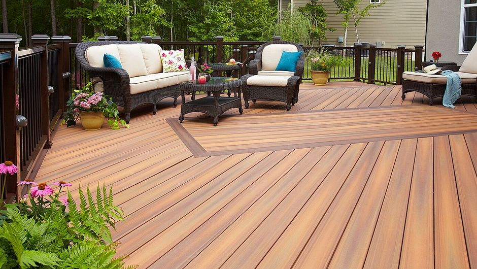 HORIZON DECKING