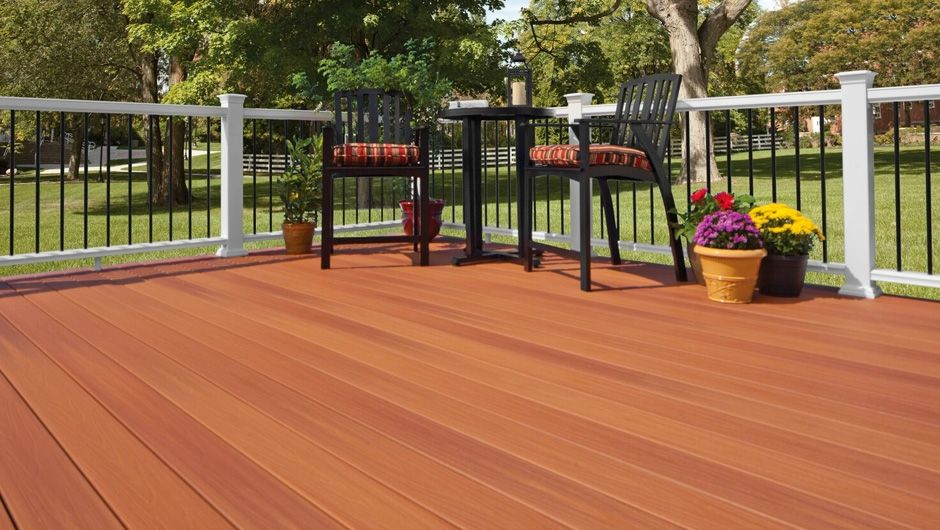 PROTECT ADVANTAGE DECKING