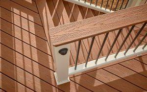 Trex railing SC