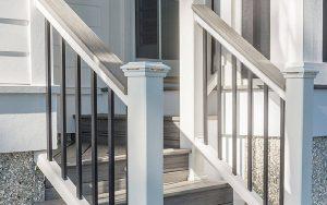 Trex deck Railing SC