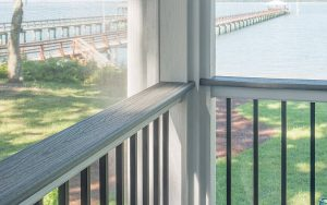 Trex deck Railing South Carolina