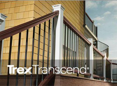 Trex TRANSCEND RAILING SC