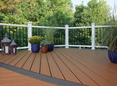 trex decking Greenville