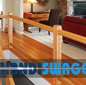 HandiSwage Cable Railing