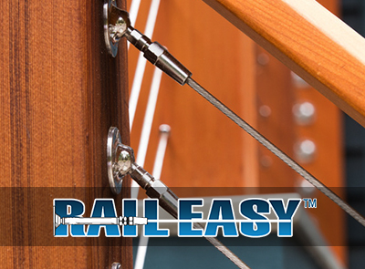 RAILEASy CABLE RAILING LINK