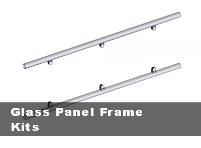 Glass Panel Frame Kits