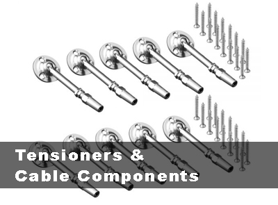 Tensioners & Cable Components