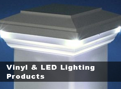 Vinyl & LED Lighting Products