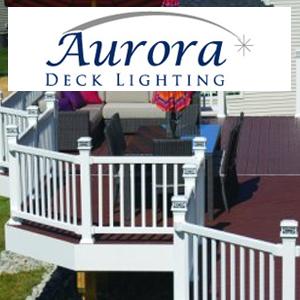 Aurora Deck Lignting
