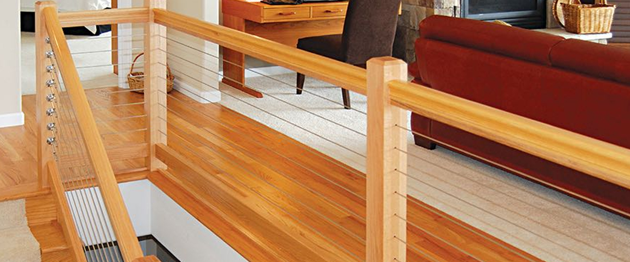 HandiSwage Cable Railing 001