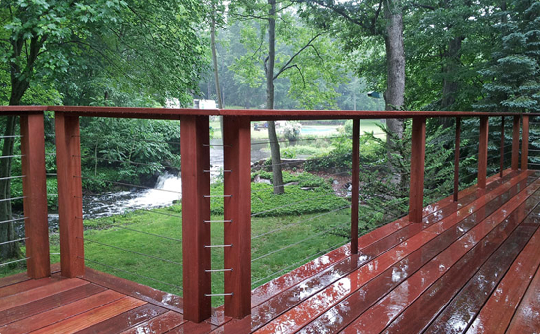 Feeney Cable Railing Available Online Now | Deck Store ...