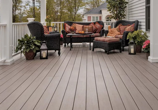 TimmberTech - Composite decking 002