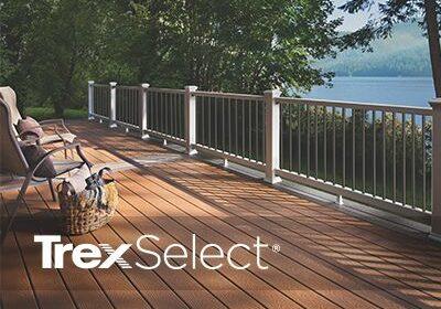 Trex SELECT RAILING SC